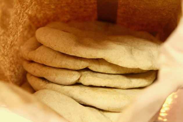 Perfect Pita Bread