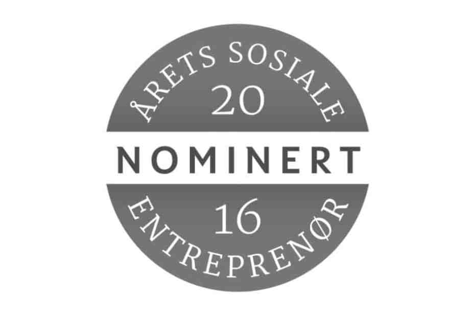 Logo, årets sosiale entreprenør