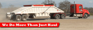 We Do More Than Just Haul