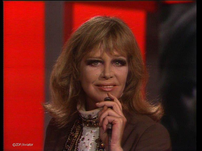 Hildegard Knef Filmografie TVProduktionen 1971