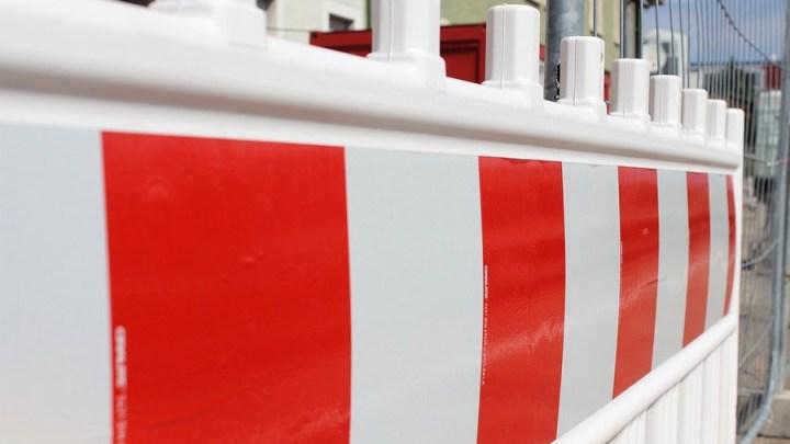 K 505 / B-3-Rampe bei Alferde: Straßenbauarbeiten in drei Bauabschnitten