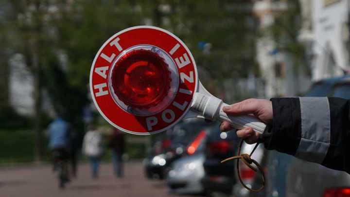 Polizei führt Fahrradkontrollen im Stadtgebiet durch