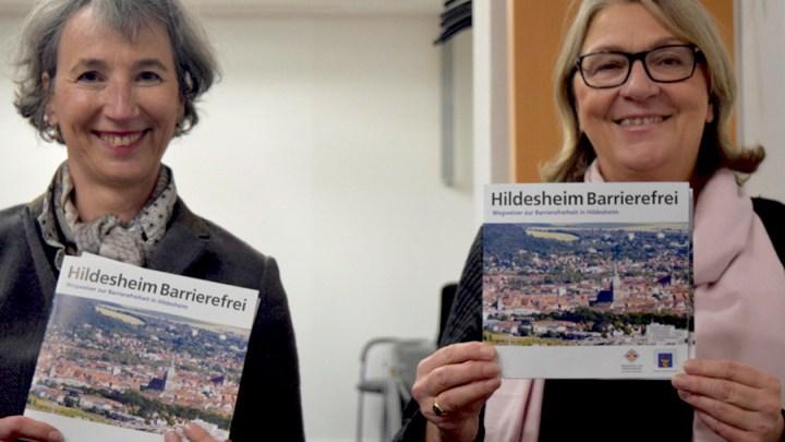 """""""Hildesheim Barrierefrei"""" – Ein Wegweiser"""