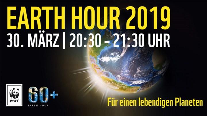 """""""Earth Hour 2019"""" – Hildesheim wirbt für Klimaschutz"""