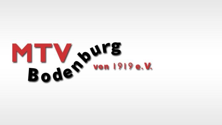 MTV Bodenburg lädt zur Jahreshauptversammlung