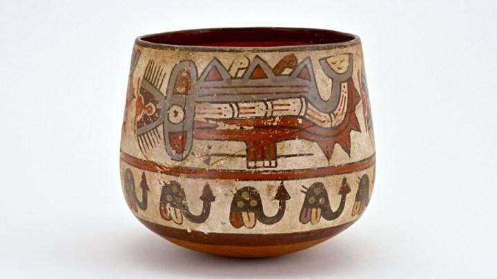 """Sonderausstellung: """"Untergegangene Zivilisationen Südamerikas"""" – Keramik der Nazca- und Vicús-Kultur"""