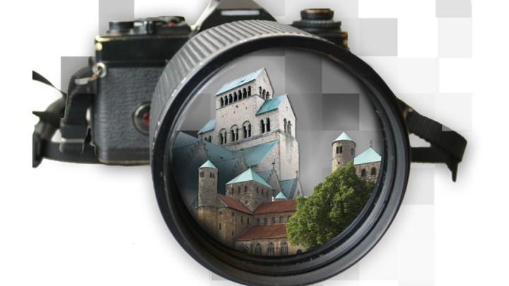 St. Michaelis in Hildesheim mal anders sehen und fotografieren