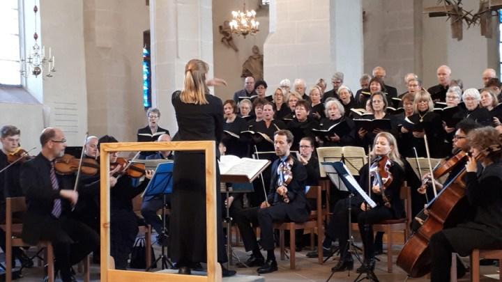 Ein musikalisches Großereignis – Händels Messias wird zum gefeierten Auftritt der Kirchenkreiskantorei Alfeld