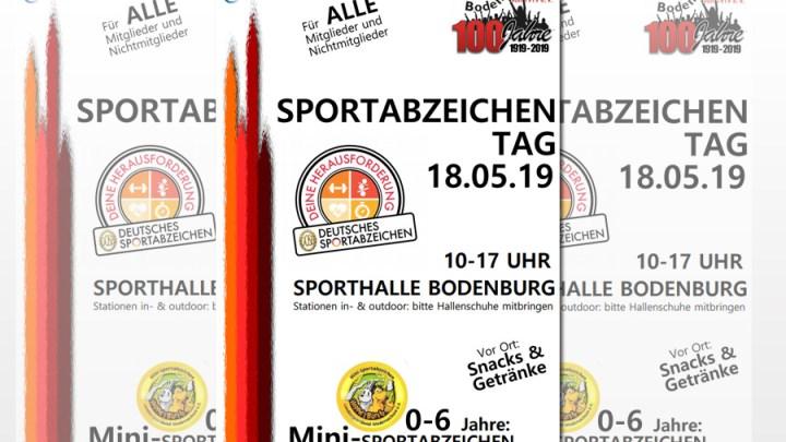 Nächste Jubiläumsveranstaltung beim MTV Bodenburg