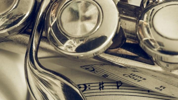 Musik für Flöte und Klavier von Rutter