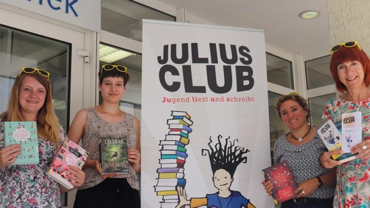 """Sommerleseclub """"Julius"""" startet wieder"""