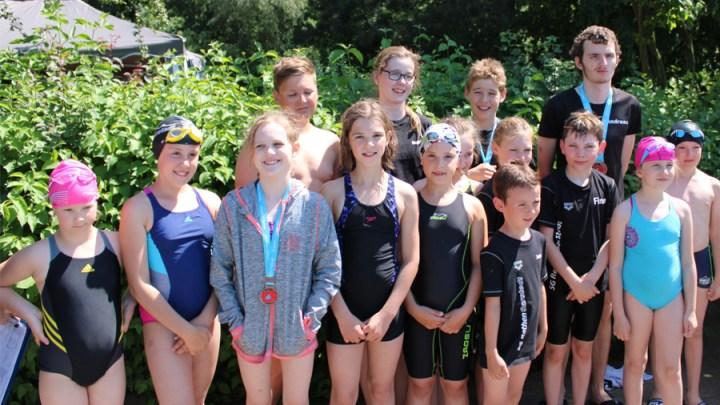 Sommerschwimmfest der SG Lehrte/Sehnde am 23.06.2019 im Freibad Lehrte