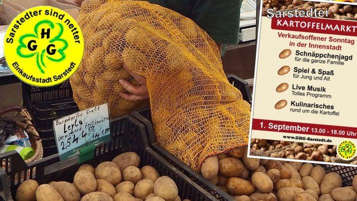 22. Sarstedter Kartoffelmarkt der GHG