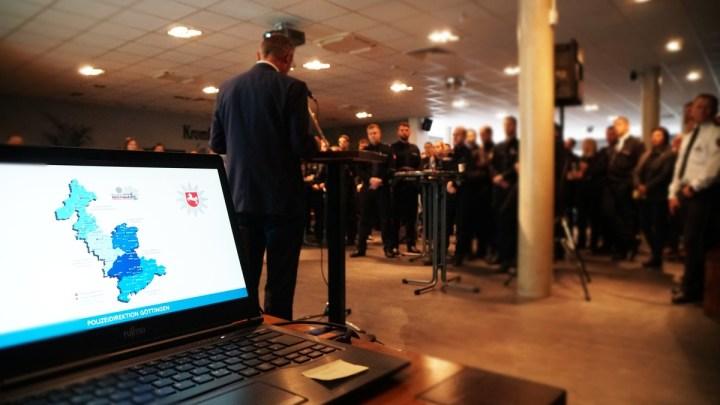 Herzlich willkommen! – die Polizeidirektion Göttingen begrüßt 123 neue Mitarbeiterinnen und Mitarbeiter