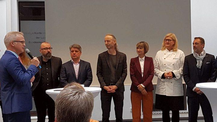 """Die Bewerberstädte des nationalen Auswahlverfahrens zur """"Kulturhauptstadt Europas 2025″ in Deutschland stehen fest"""