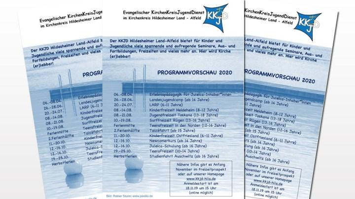 Neues Programm beim Jugenddienst