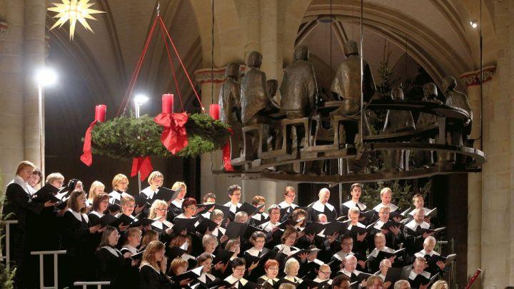 Weihnachtsmusiken in St. Andreas