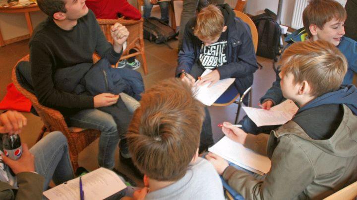 Jugendliche wollen Nachhaltigkeit auch bei kirchlichen Veranstaltungen umsetzen