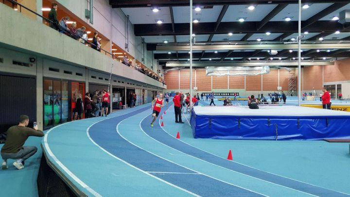 TKJ-Athleten beim 1. Hallensportfest in Hannover überaus erfolgreich