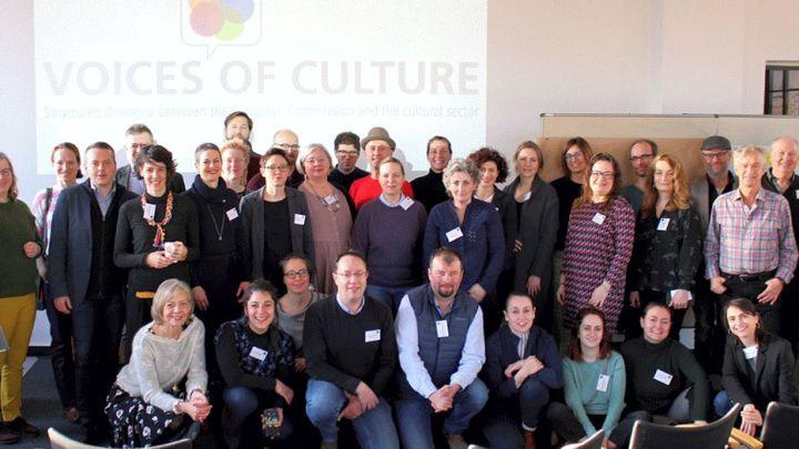 """Voices of Culture"": Diskussion im Fagus-Werk"