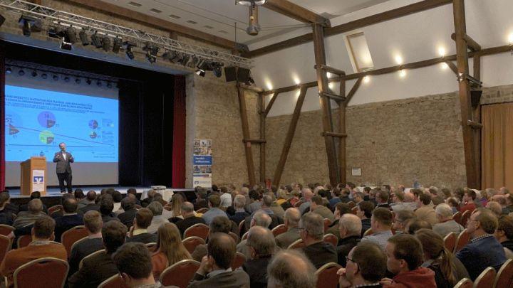 Volksbank-Veranstaltung für Landwirte ein voller Erfolg