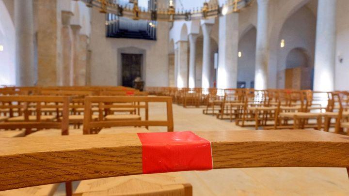 Dom öffnet ab 16. Mai wieder für Gottesdienste