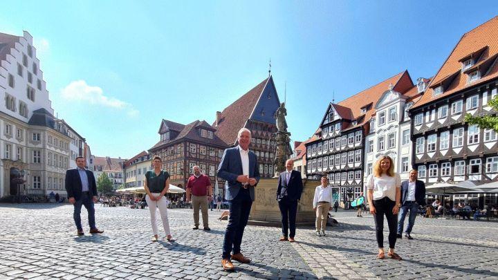 SPD-Vorstand empfiehlt Nominierung von Bernd Westphal als Kandidat der SPD zur Bundestagswahl 2021