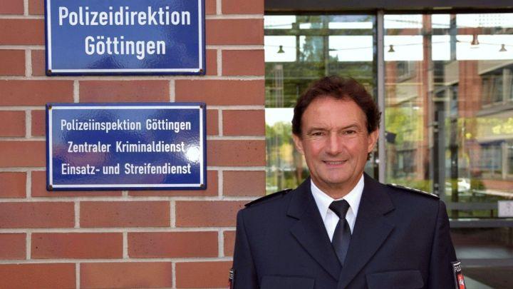 Nach 45 Jahren im Dienst der Polizei: Bezirkspersonalratsvorsitzender Michael Bersenkowitsch geht in den Ruhestand