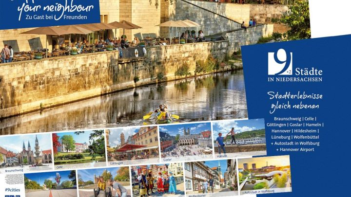 Neue Herausforderungen für Niedersachsens Städte: Auslandskooperation wirbt für lokalen Tourismus