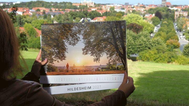 Hildesheim Marketing führt mit neuem Kalender durch die Jahreszeiten