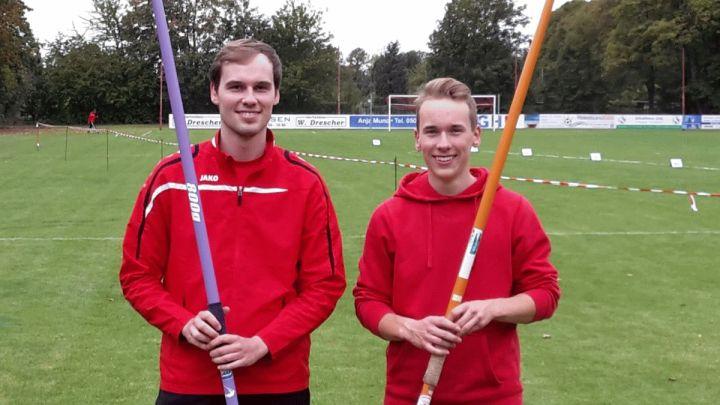 TKJ-Athleten beweisen Wurfstärke mit 15 Titeln und 15 Vizetiteln bei Kreismeisterschaften in Sarstedt