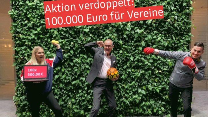 100.000 Euro für 200 Vereine: Sparkasse Hildesheim Goslar Peine fördert Projekte zur Digitalisierung