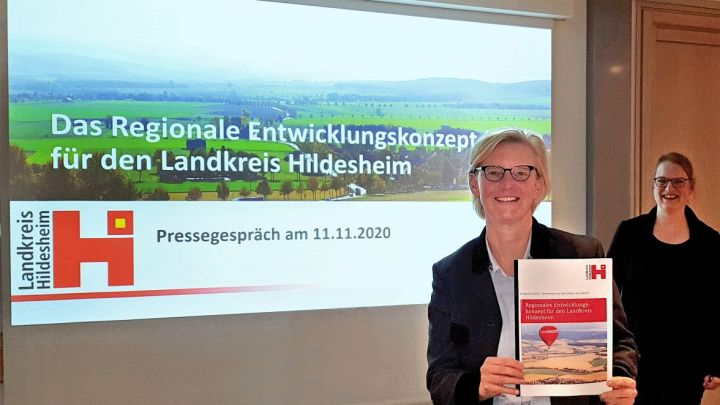 Ein Kompass für die Zukunftsausrichtung der Region Hildesheim