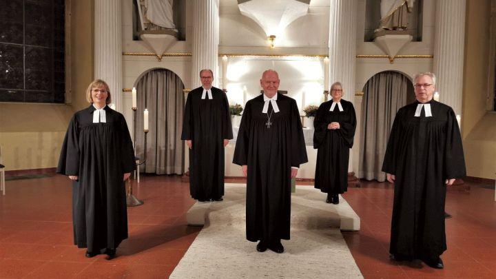 Regionalbischof Gorka verabschiedet sich am Reformationstag von der Elzer Kirchengemeinde