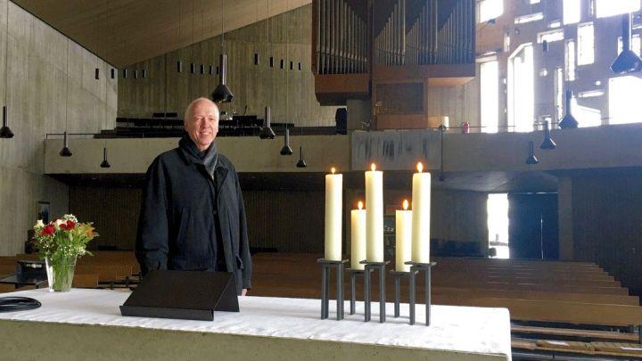30 Jahre Vielfalt – Pastor Eberhard Blanke wird am 28. Februar in den Ruhestand verabschiedet