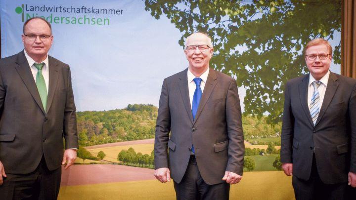 Viel Erfahrung und frische Ideen im Einsatz für die Landwirtschaft der Zukunft