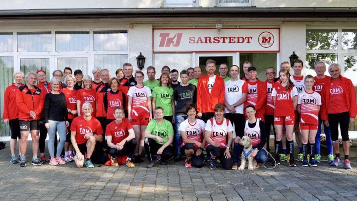 Wann kann man wieder bei einer Marathonveranstaltung starten?