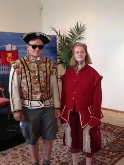 emil og freyja prins og prinsessa