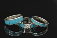 Wedding Rings | Hileman Jewelry Blog - Dinosaur Bone ...