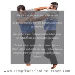 Selbstverteidigung Online lernen