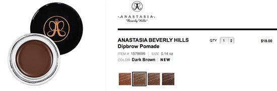 Anastatsia Dip Brow