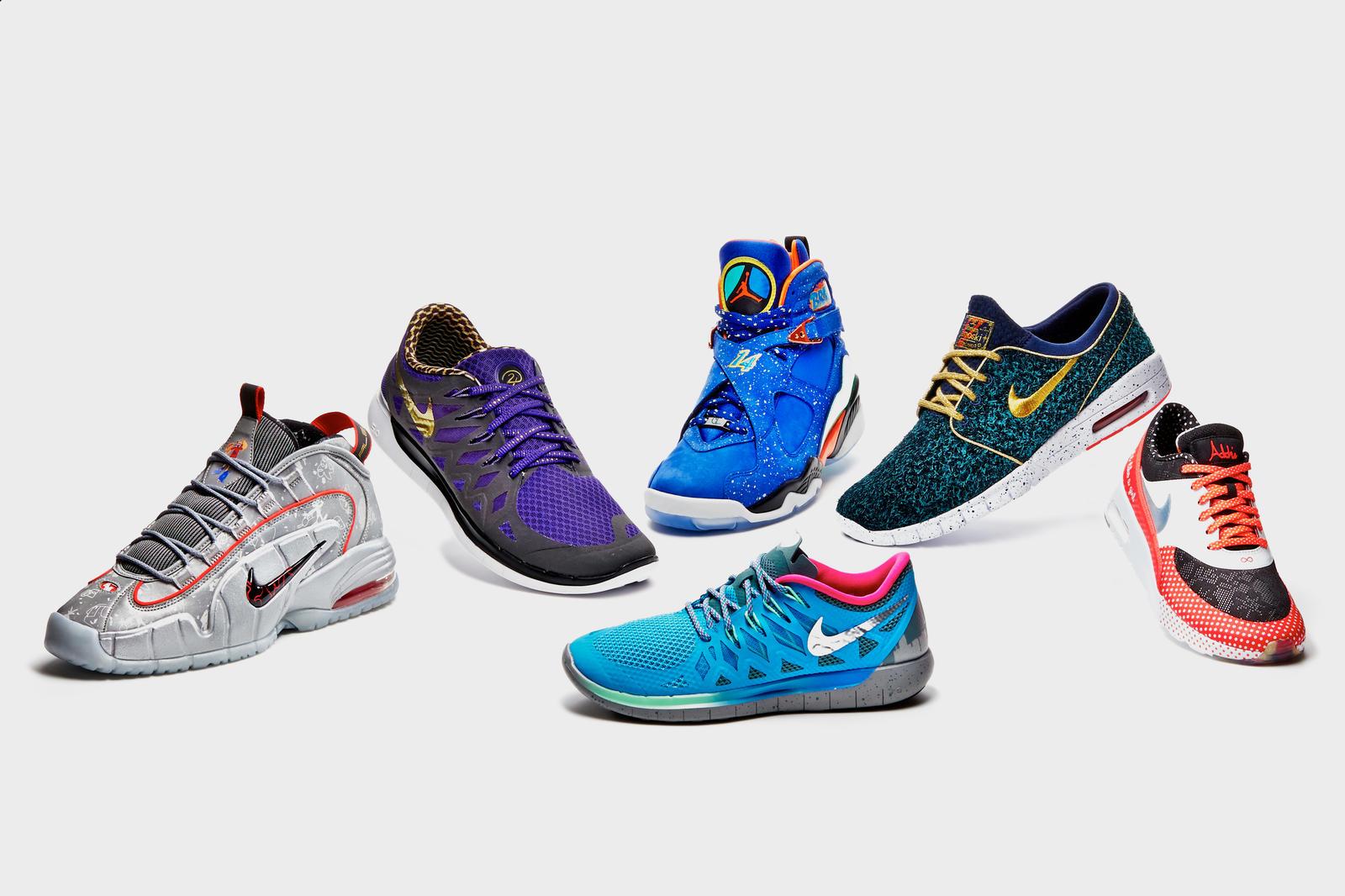Nike Free 5.0 DB GS US 3.5Y
