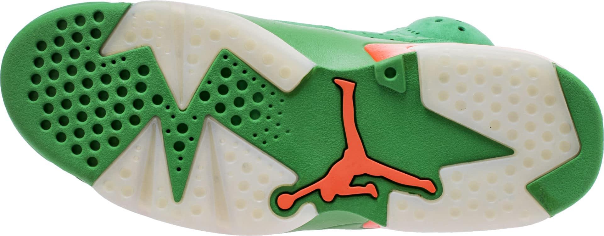 4a2effa5b5ab Nike Air Jordan 6  Gatorade  Greenが12月30日に発売!