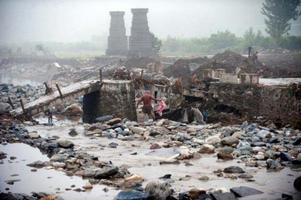 10 อันดับ ภัยธรรมชาติรุนแรงแห่งปี 2012