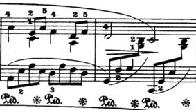 pianon pedaalit