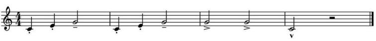 pianonsoiton artikulaatio
