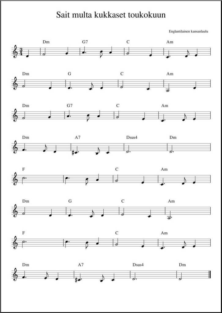 säestys pianolla