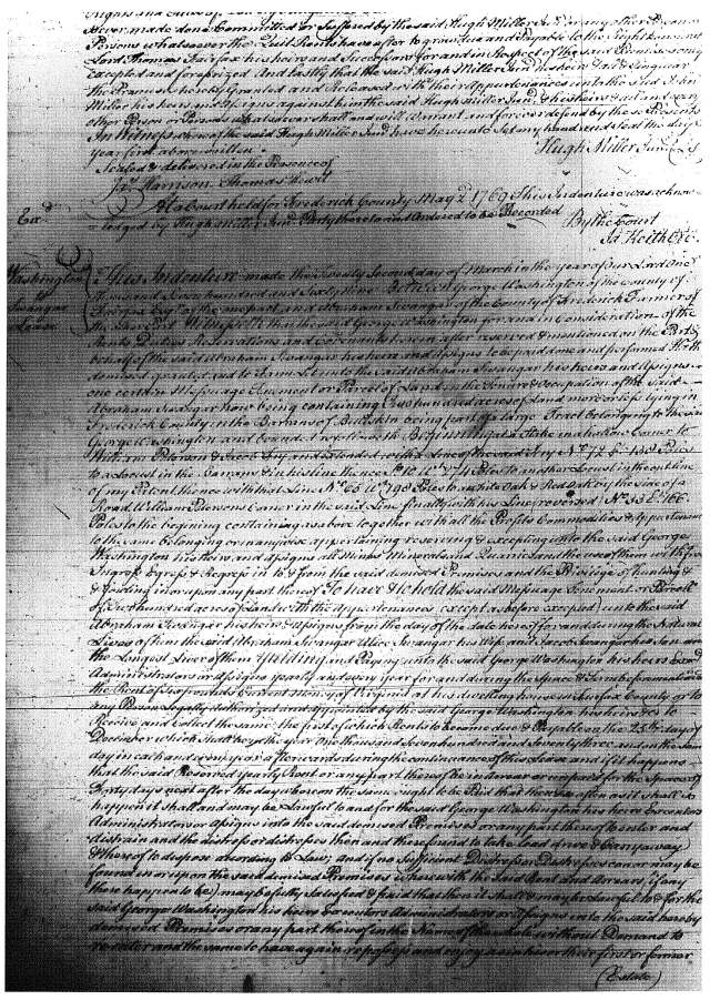 George Washington Abraham Swango Lease_Page_1