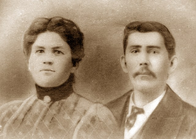 Hicks James and Lucy Gay Tingle