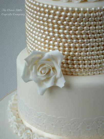 pearl-cake-glam-the-bridal-show-pinterest